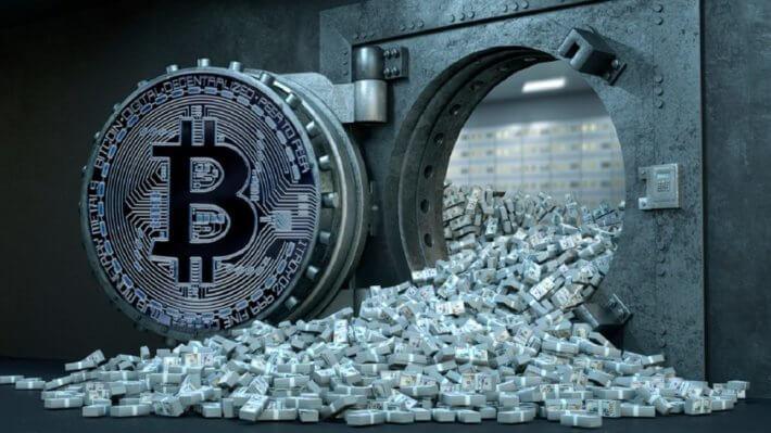 банк биткоин криптовалюты
