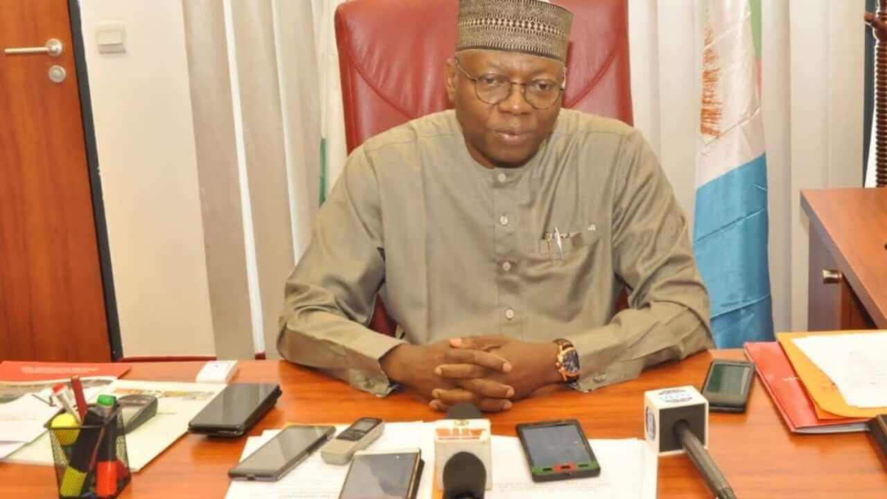 Сани Муса Нигерия правительство