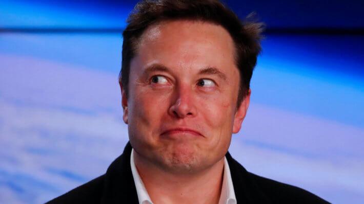 Илон Маск Tesla криптовалюты Биткоин