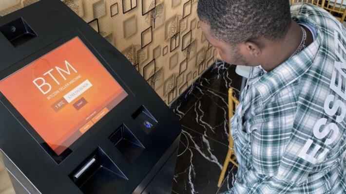 Биткоин Нигерия криптовалюта