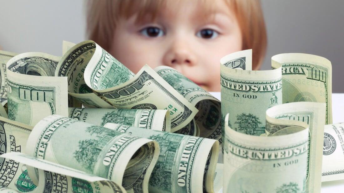 деньги доллар валюта
