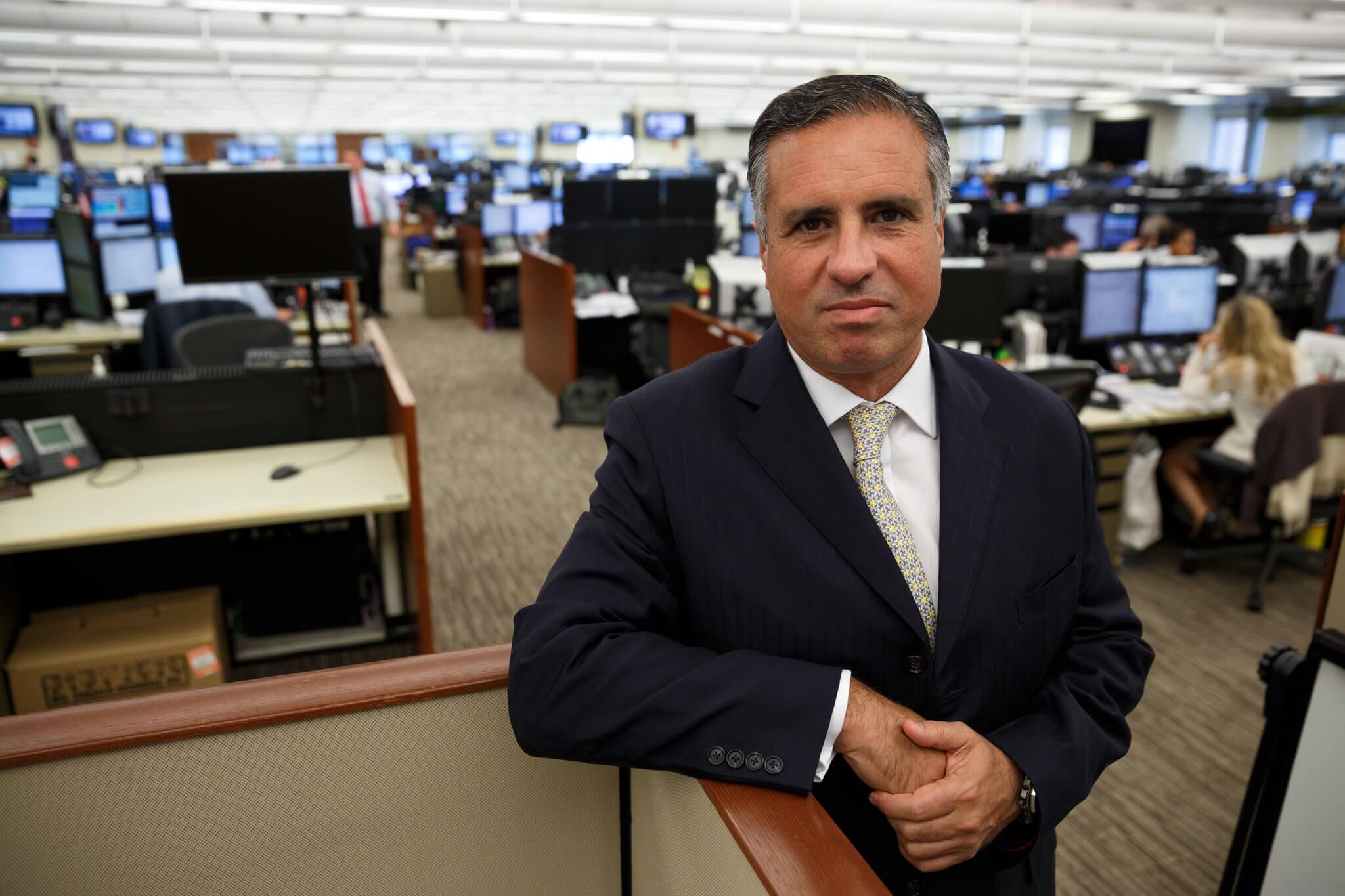 Даниэль Пинто JP Morgan