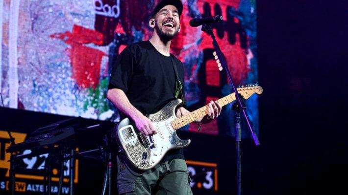Майк Шинода Linkin Park
