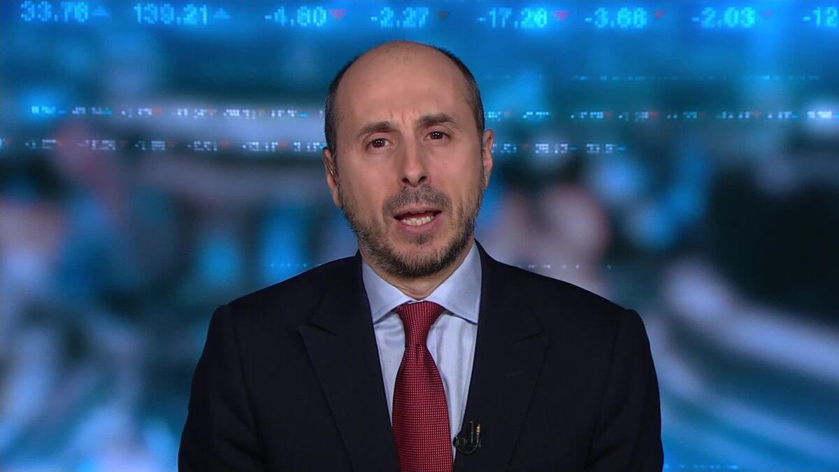 Франциско Бланш эксперт Bank of America