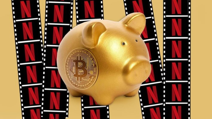 Netflix Биткоин криптовалюта