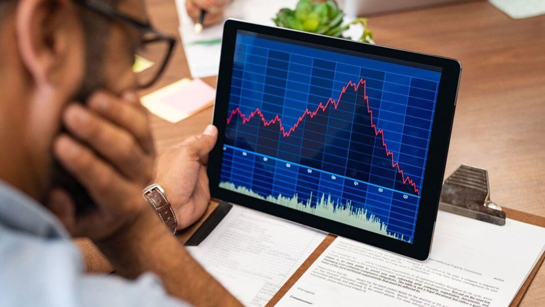 падение рынок криптовалюты