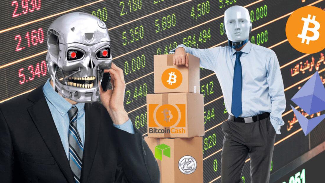 рынок криптовалюты Биткоин