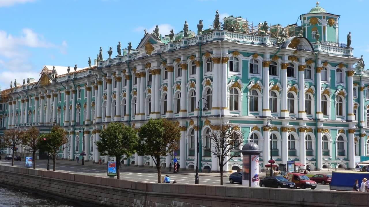 Государственный Эрмитаж музей