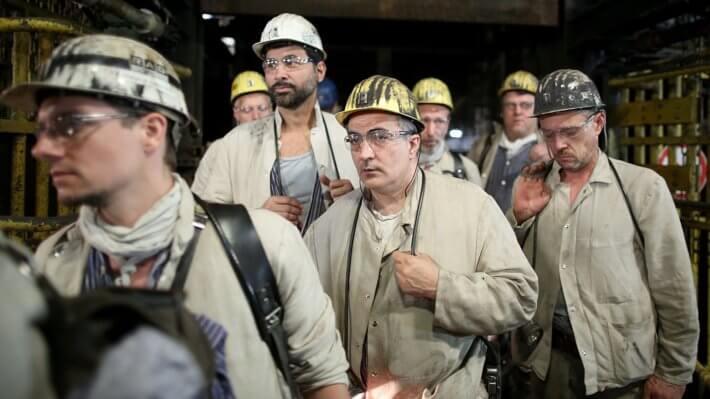 майнеры шахтёры