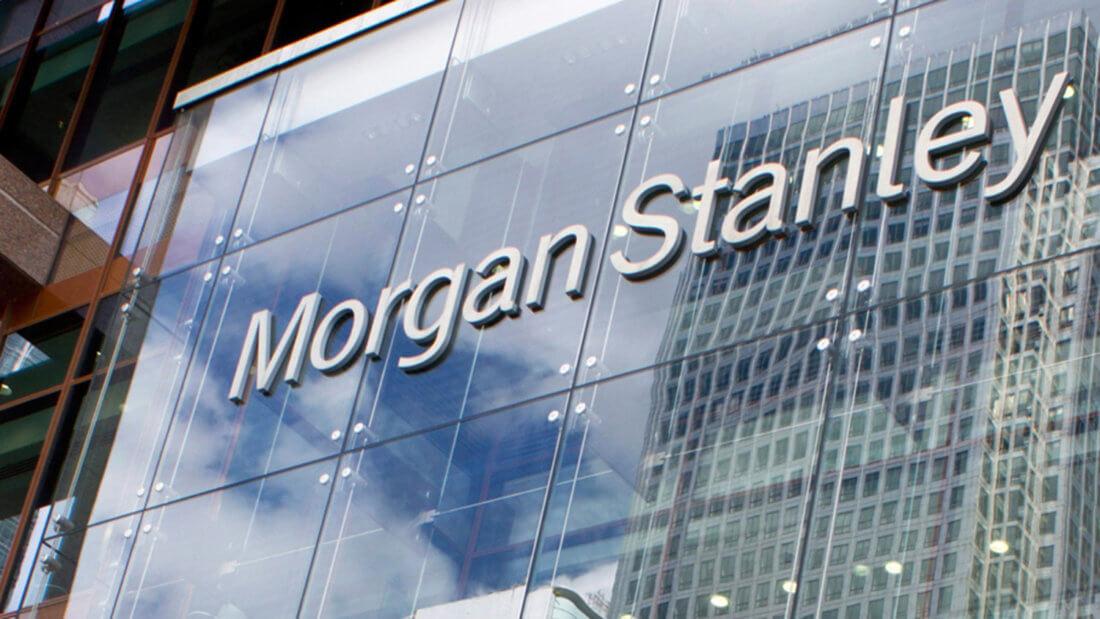 Morgan Stanley банк США