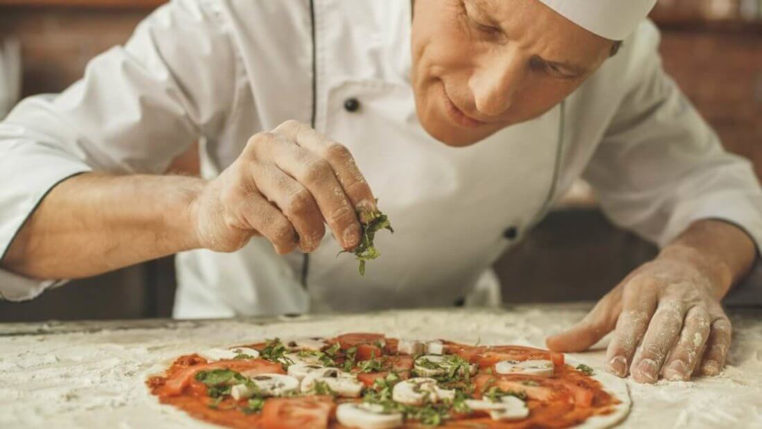 пиццерия фото пицца