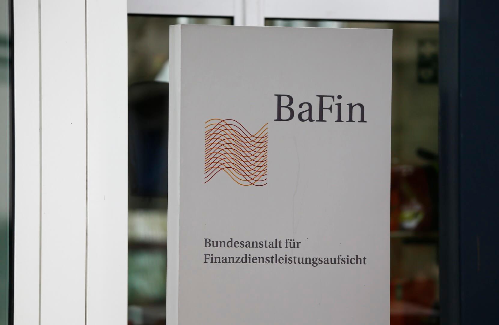 BaFin регулятор криптовалюты