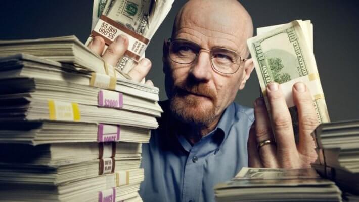 деньги breaking bad сериал
