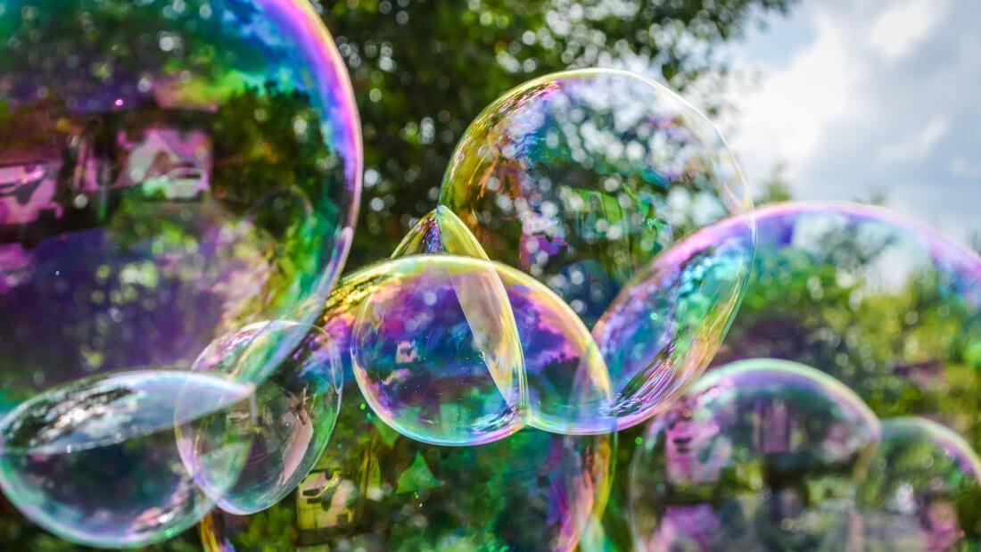 пузырь актив