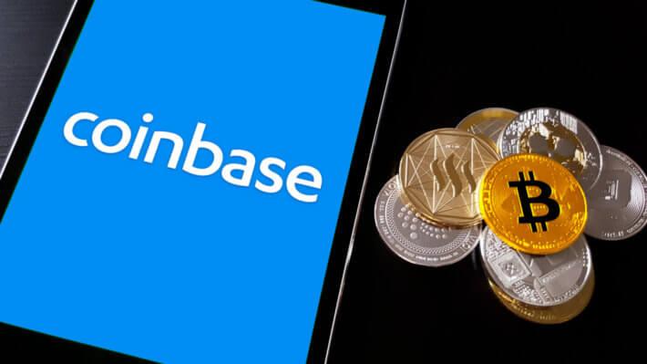 Coinbase биржи трейдинг криптовалюты