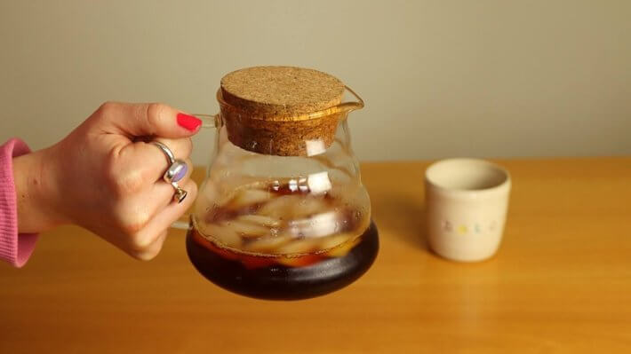 кофе батч брю