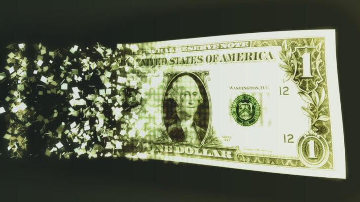 Цифровой доллар CBDC криптовалюта