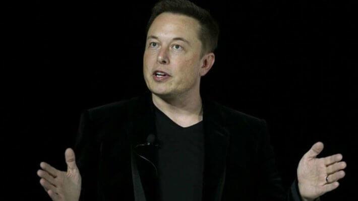 Илон Маск миллиардер Tesla