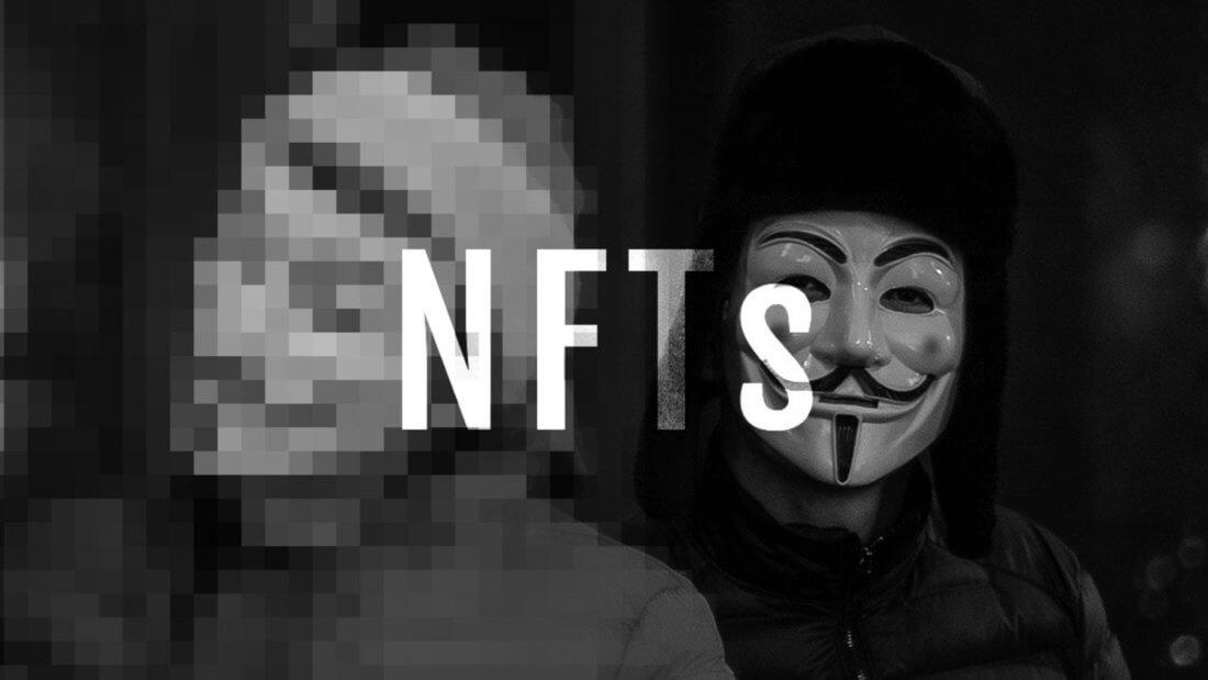 NFT блокчейн криптовалюты токены
