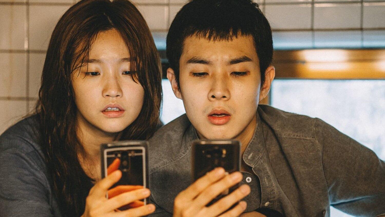 Паразиты Корея фильм