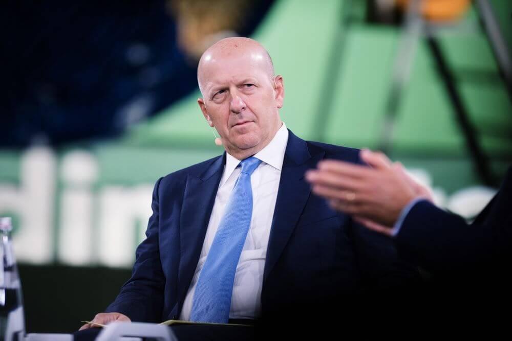 Дэвид Соломон Goldman Sachs