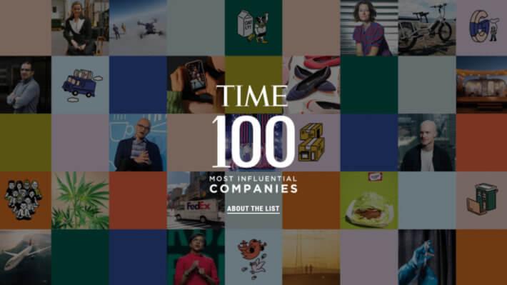 TIME журнал рейтинг