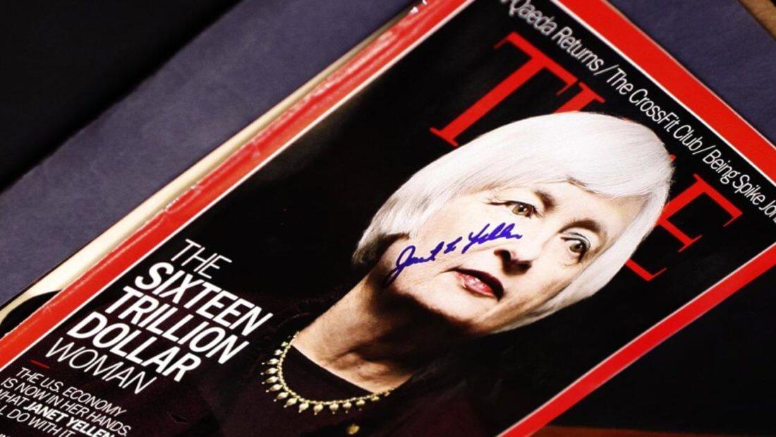 TIME журнал обложка