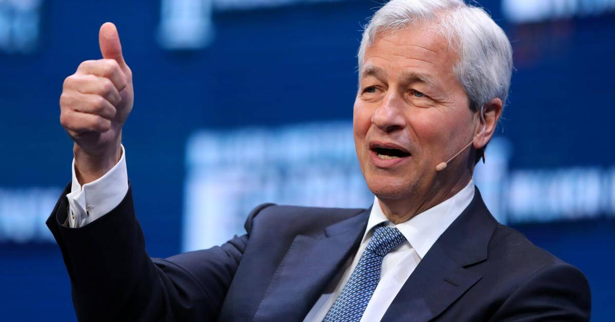 JPMorgan банк США Джейми Даймон