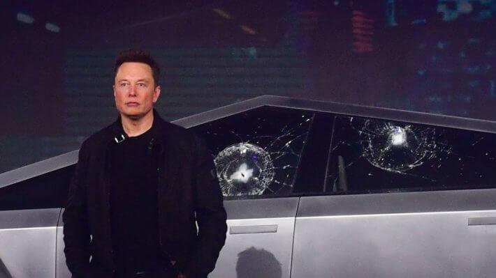 Tesla Биткоин Илон Маск