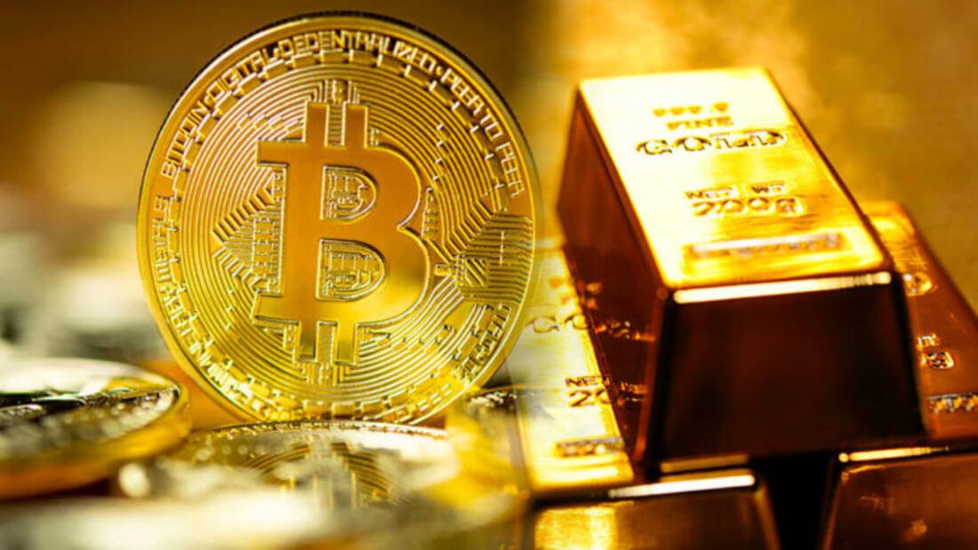 Аналитики JP Morgan считают, что инвесторы откажутся от биткоинов ради золота из-за обвала рынка криптовалют
