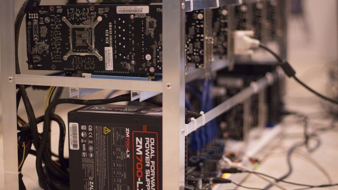 криптоферма майнинг криптовалюты биткоин