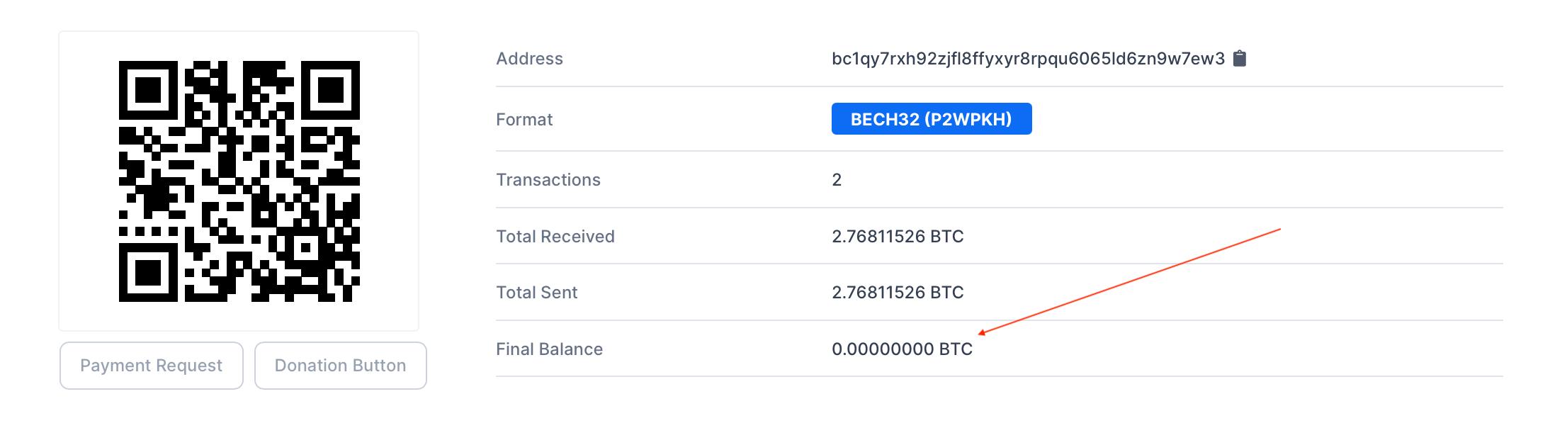 биткоин адрес криптовалюта