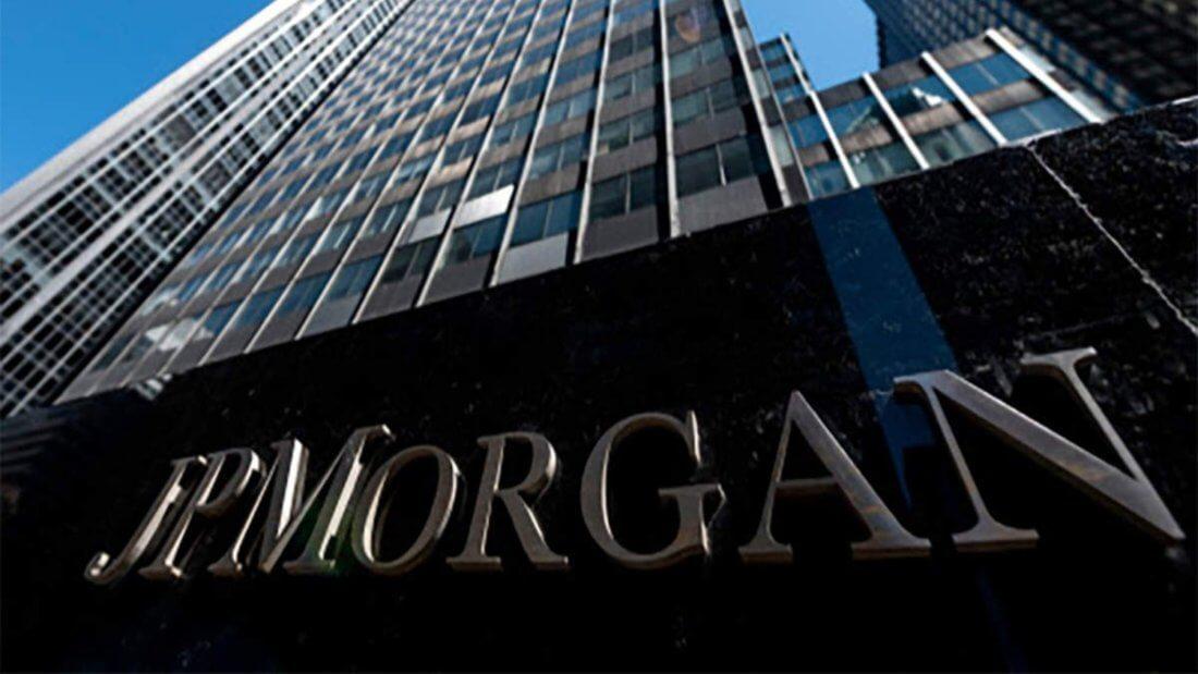 JPMorgan банк США