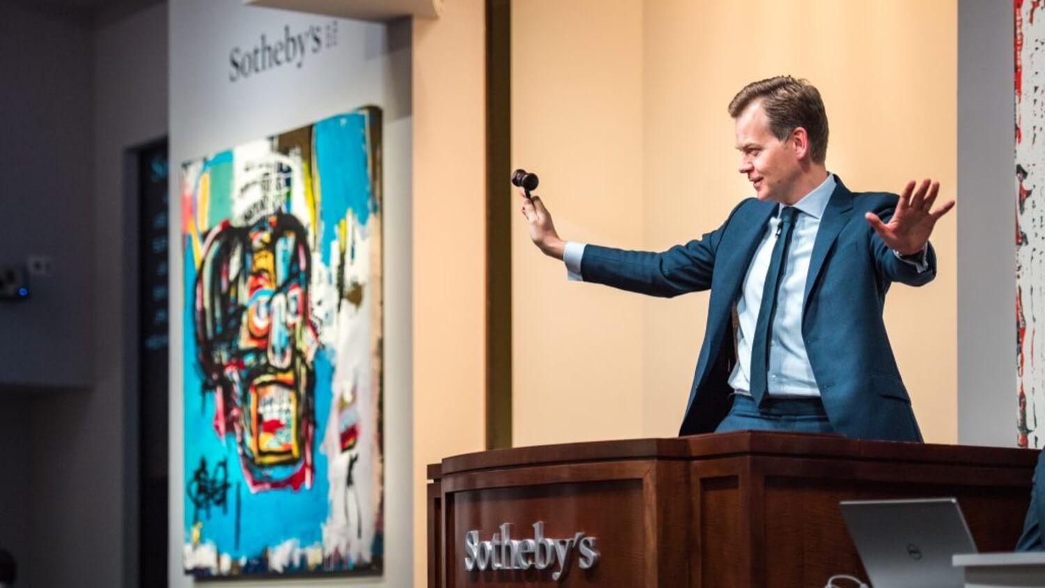 Sotheby's аукцион коллекция