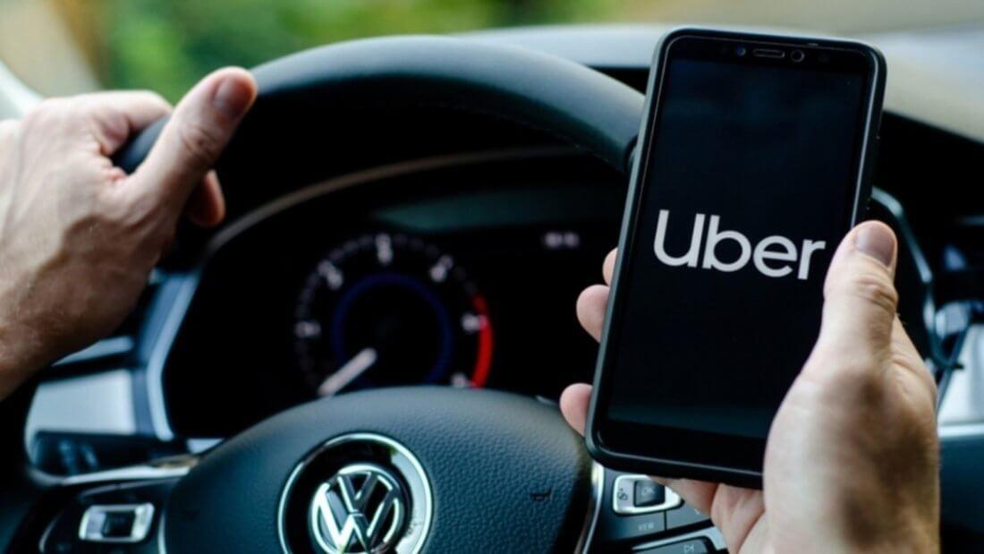 Uber стартап такси авто