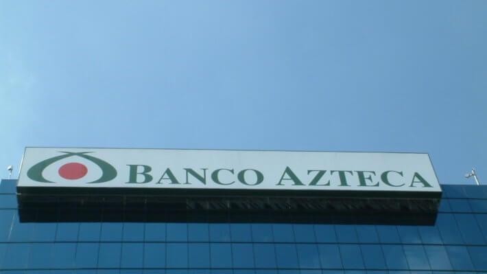 Banco Azteca банк Мексика