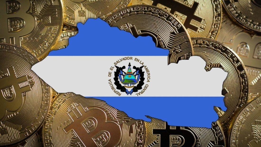 Сальвадор криптовалюта Биткоин