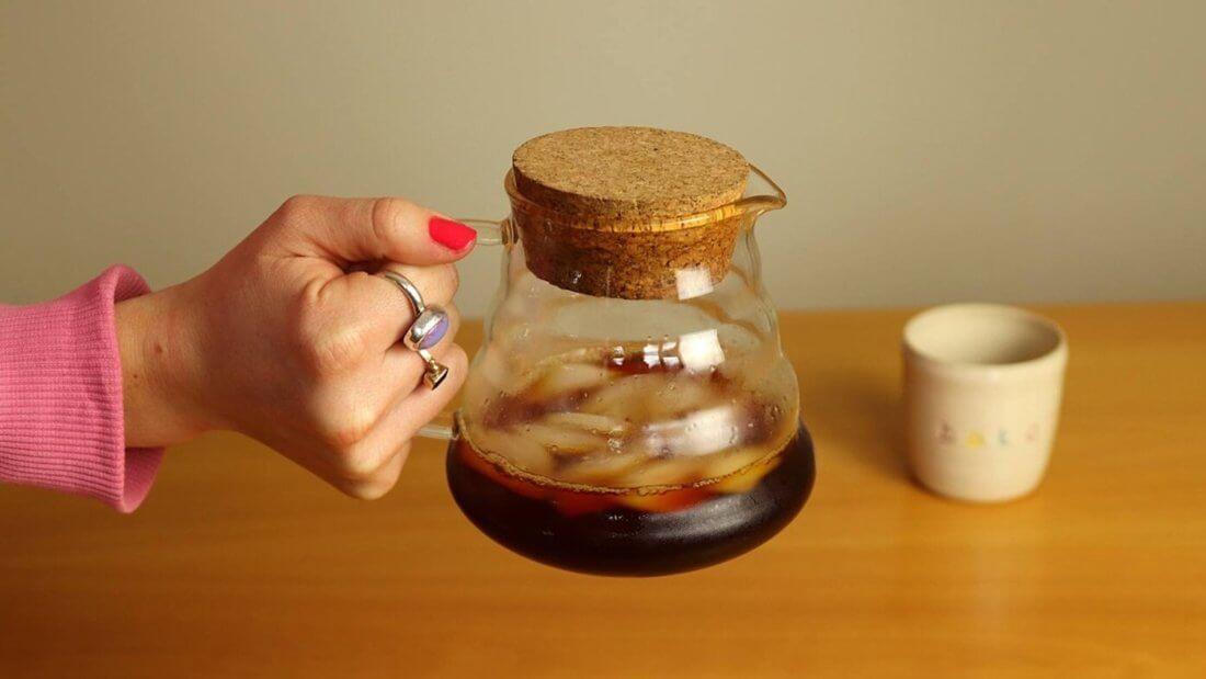 кофе колдбрю батч