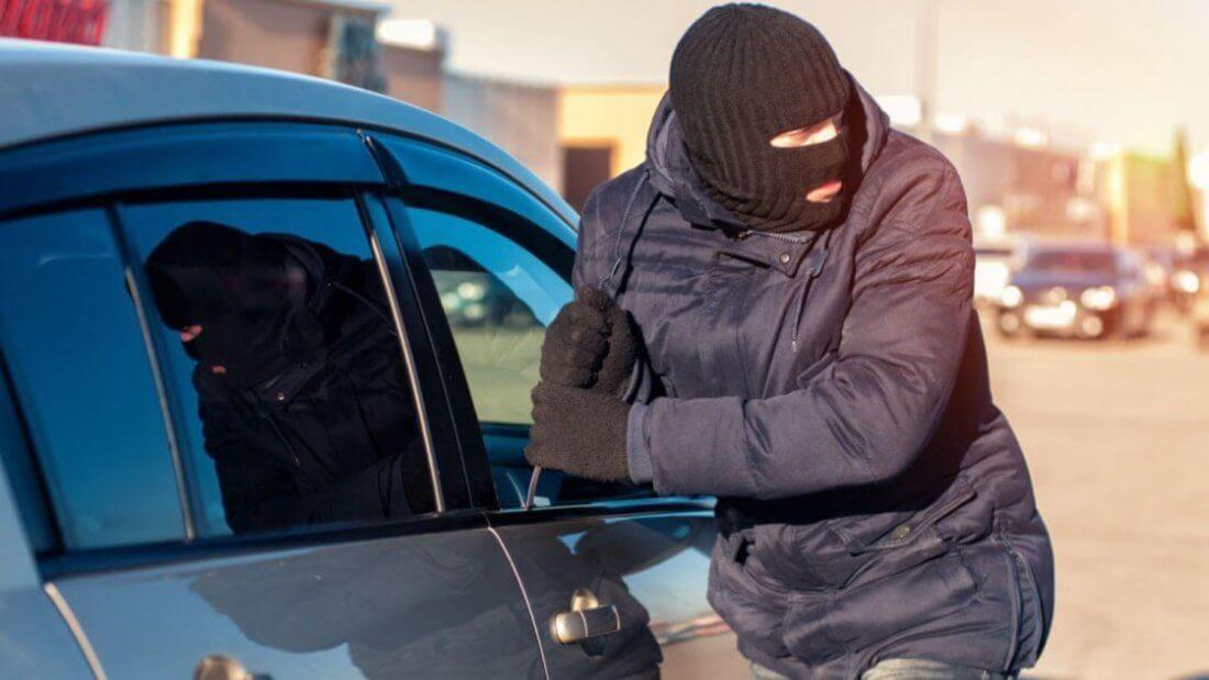 Кража мошенничество автомобиль