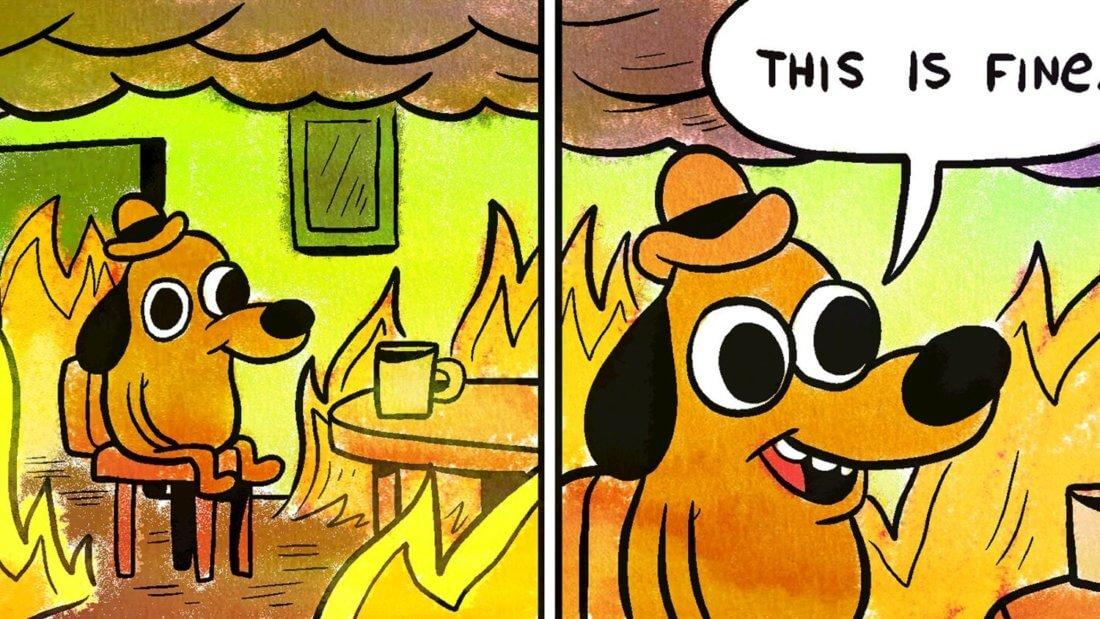 мем собака криптовалюты