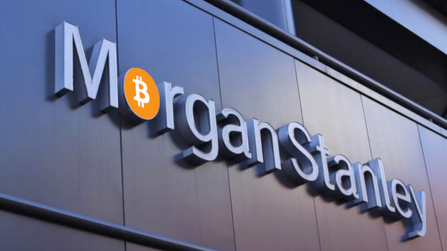 Morgan Stanley банк Биткоин