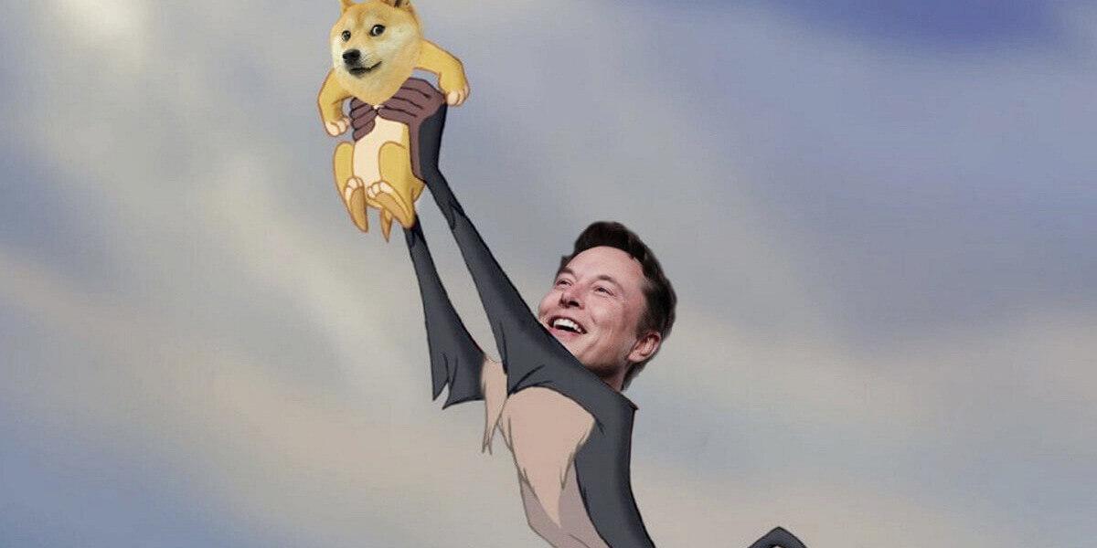 Илон Маск Dogecoin миллиардер