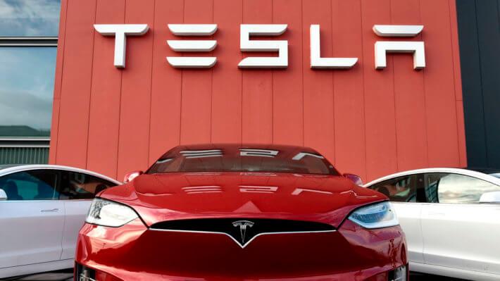 Tesla электрокар компания Илон Маск