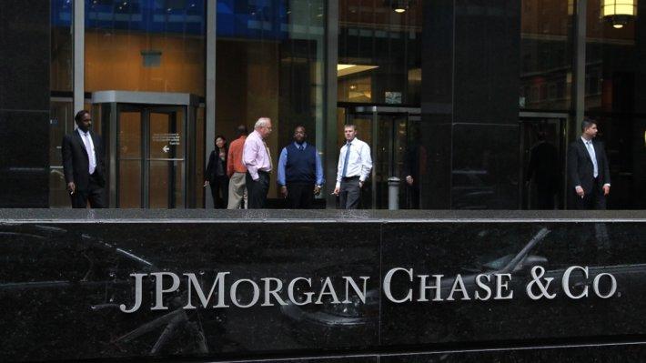 JPMorgan банк криптовалюты