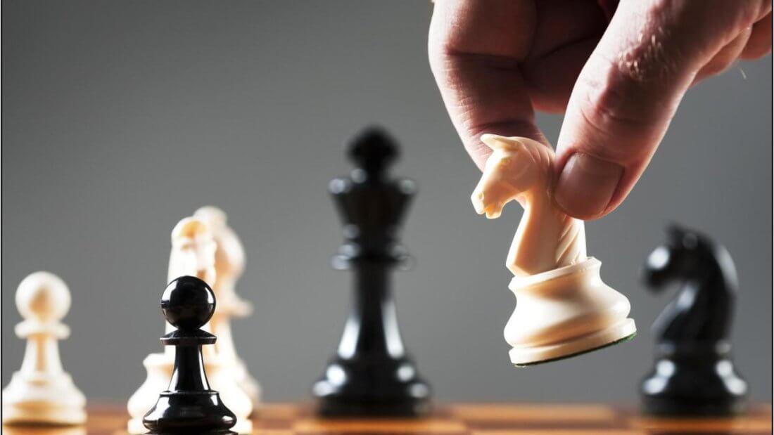 шахматы стратегия ход