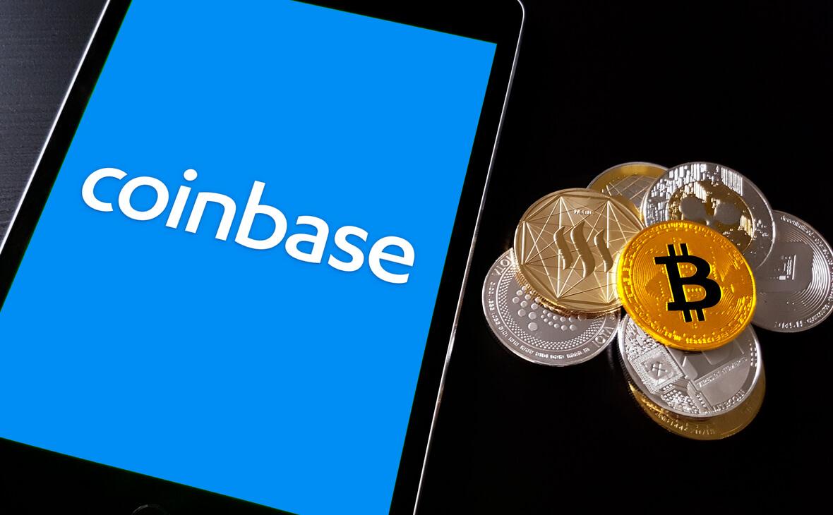 Coinbase IPO биржа
