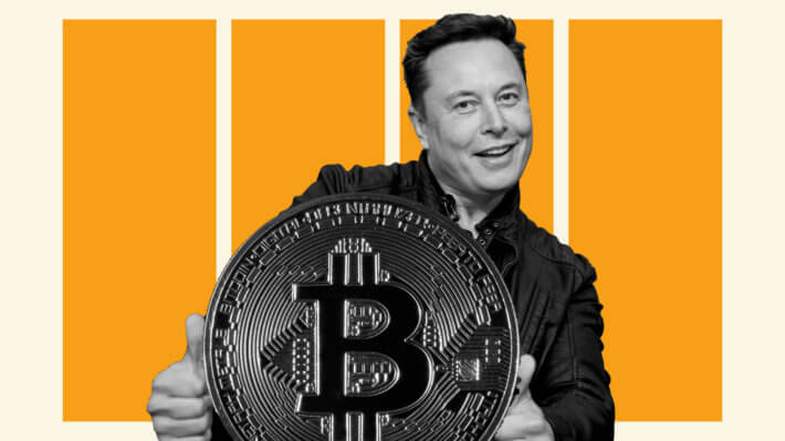 Илон Маск Биткоин криптовалюта майнинг