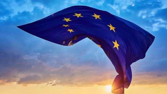 Европейский союз флаг