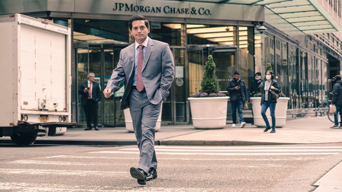 JPMorgan вакансия банк работа