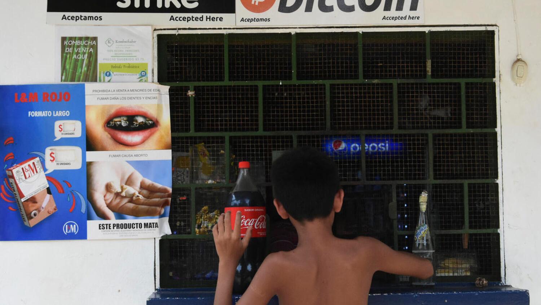Сальвадор Биткоин криптовалюта принятие